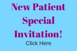 New Patient Special Invitation!